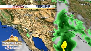 FORECAST: Warm, dry weather returns