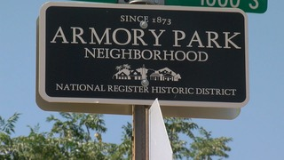 Armory Park neighborhood and TPD take action...