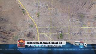 UAPD cracking down on jaywalking