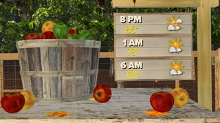 FORECAST: Cool Fall nights, but warm Fall days!