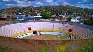 Plaza de Toros remains a Nogales landmark