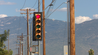 The dangers of running red lights