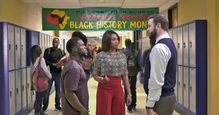 'Night School' is remedial comedy