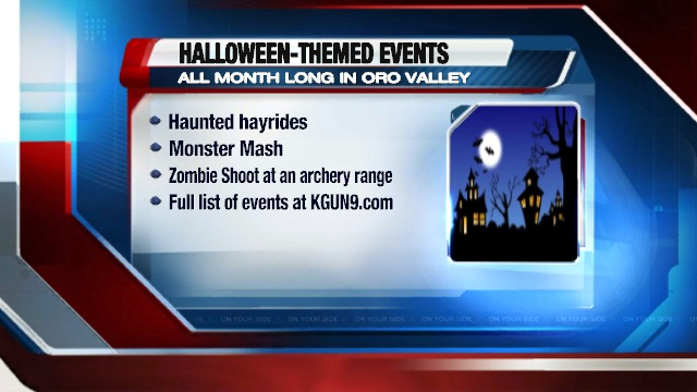 Oro Valley Halloween Events 2020 Halloween themed events happening in Oro Valley