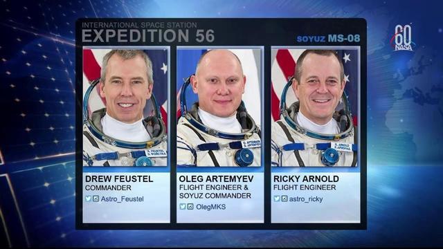 international space station astronauts return to earth - photo #21