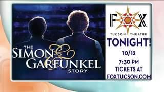 Fox Theatre presents The Simon & Garfunkel Story