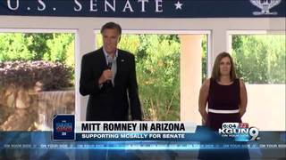 McSally urges people to vote in 'dead heat' race