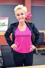 Breast cancer survivor helps others