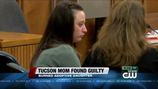 Mother guilty of reckless harm towards child
