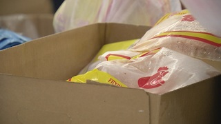Food bank gears up for Thanksgiving rush