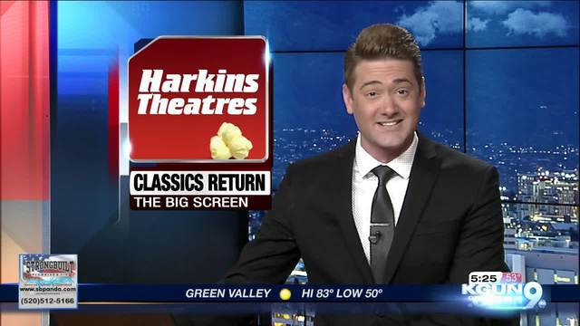 classic movies are back at harkins theatres kgun9com