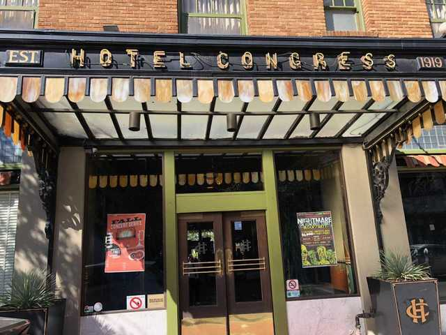 Hotel Congress celebrates 100 years