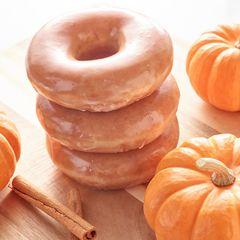 Pumpkin Spice doughnuts return to Krispy Kreme