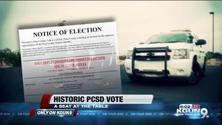 Historic Vote: PCSD deputies win by a landslide