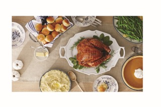 Thanksgiving meal deal at Sam's Club