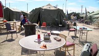 City of Tucson to dismantle homeless camp