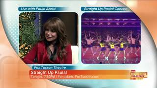 Paula Abdul makes a stop in Tucson